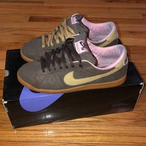 Nike sb air classic sb jeremy fish edition